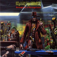 Image of Iron Maiden - Stranger In A Strange Land