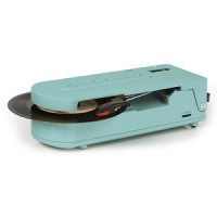 Image of Crosley - Record Player CR6020A Revolution - Turquoise