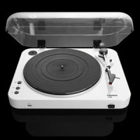 Image of Lenco - L-85 Turntable - White