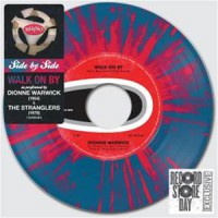 Image of Dionne Warwick / The Stranglers - Walk On By