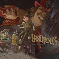 Image of Dario Marianelli - The Box Trolls Original Motion Picture Soundtrack