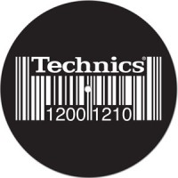 Image of Technics - Barcode Slipmats