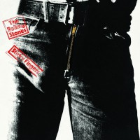 Image of The Rolling Stones - Sticky Fingers - Standard Vinyl Version