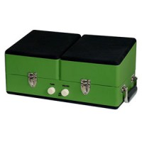 Image of Steepletone - SRP030S Record Player - Green