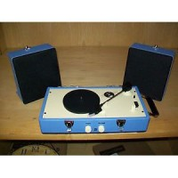 Image of Steepletone - SRP030S Record Player - Blue
