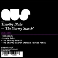 Image of Timothy Blake - The Stormy Search - Inc. Marquis Hawkes Remix