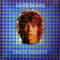 Image of David Bowie - Space Oddity - 2015 Remaster Edition