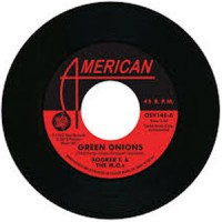 Image of Booker T &The MGs / The Mar-kets - Green Onions / Balboa Blue