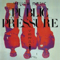 Image of Yellow Magic Orchestra - Public Pressure - Clear Vinyl Edition