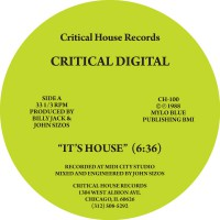 Image of Critical Digital - It's House