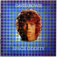 Image of David Bowie - David Bowie AKA Space Oddity - 180 Gram Vinyl Edition