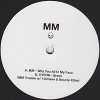 Image of MM / CYPHR - Why You All In My Face