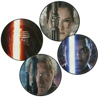 John Williams - Star Wars: The Force Awakens - Picture Disc