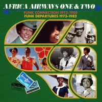 Image of Various Artists - Africa Airways One & Two (Funk Connection 1973-1980, Funk Departures 1973-1982)