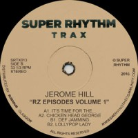 Jerome Hill - RZ Episodes Volume 1