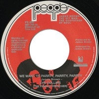 Lyn Collins - We Want To Parrty, Parrty, Parrty / You Can't Beat Two People In Love