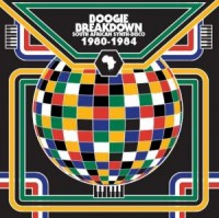 Image of Various Artists - Boogie Breakdown: South African Synth-Disco 80-84