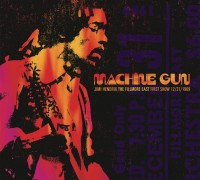 Image of Jimi Hendrix - Machine Gun