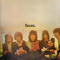 Image of Faces - First Step - Orange Vinyl Edition