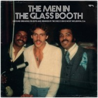 Image of Various Artists - The Men In The Glass Booth: Part 1