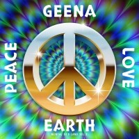 Image of Geena's Peace Love Earth - Mental DJ's Land Vol. 2