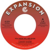 Image of Lamont Dozier - You Made Me A Believer / Starting Over