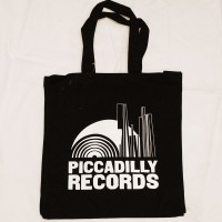 Image of Piccadilly Records - Heavyweight Fair Trade Cotton Tote