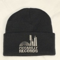 Image of Piccadilly Records - Grey Beenie