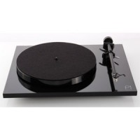 Image of Rega - Planar 1 - Black Gloss Version