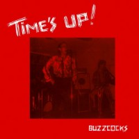 Image of The Buzzcocks - Time's Up
