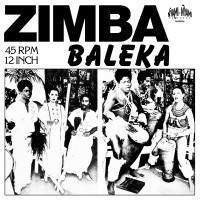 Image of Zimba - Baleka - Inc. Comet Is Coming / Siwo Edits