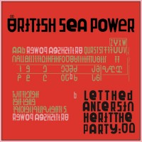 Image of British Sea Power - Let The Dancers Inherit The Party