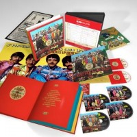 Image of The Beatles - Sgt. Pepper's Lonely Hearts Club Band - Super Deluxe 50th Anniversary Edition