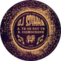 Image of DJ Spinna - TB Or Not TB / Cosmocrank