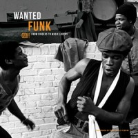 Image of Various Artists - Wanted Funk