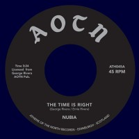Image of Nubia - The Time Is Right
