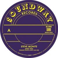 Image of Steve Monite / Tabu Ley Rochereau - Only You / Hafi Deo - Frankie Francis / Nick The Record & Dan Tyler Edits