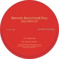 Image of Brenda Beachball Ray - Digi Drifts EP