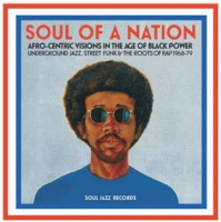 Image of Various Artists - Soul Jazz Records Presents: Soul Of A Nation