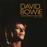 Image of David Bowie - A New Career In A New Town (1977 - 1982)