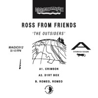 Image of Ross From Friends - The Outsider EP