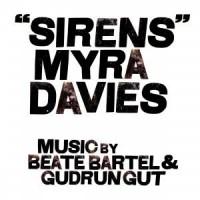 Image of Myra Davies / Beate Bartel / Gudrun Gut - Sirens