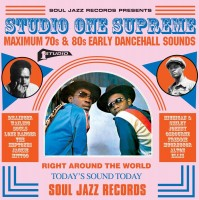 Image of Various Artists - Soul Jazz Records Presents - Studio One Supreme