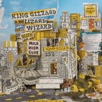 Image of King Gizzard & The Lizard Wizard With Mild High Club - Sketches Of Brunswick East