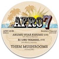 Image of Them Mushrooms - EP