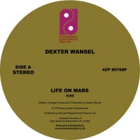 Dexter Wansel - Life On Mars / The Sweetest Pain