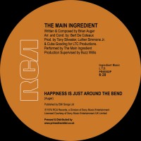 Image of The Main Ingredient - Happiness Is Just Around The Bend / Evening Of Love