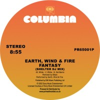 Image of Earth, Wind & Fire - Fantasy (Shelter DJ Mix) / Can't Hide Love (MAW Album Mix)