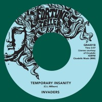 Image of Invaders - Temporary Insanity