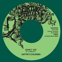 Image of Satyn's Children - Don't Go